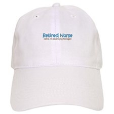 Registered Nurse Specialties Baseball Baseball Cap