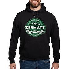 Zermatt Forest Hoodie