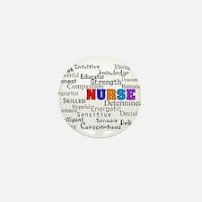 Nurse Mini Button