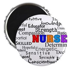 "Nurse 2.25"" Magnet (100 pack)"