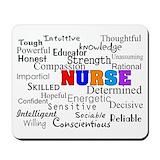 Nurse Mouse Pads