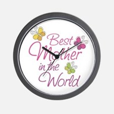 Mothers Day Wall Clock