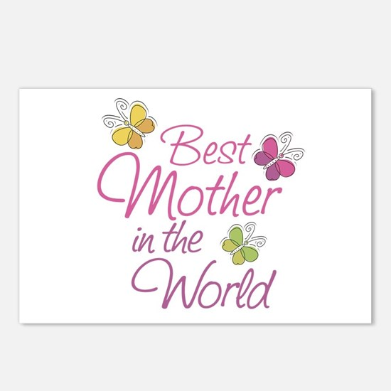 Mothers Day Postcards (Package of 8)