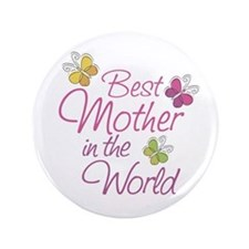"""Mothers Day 3.5"""" Button"""