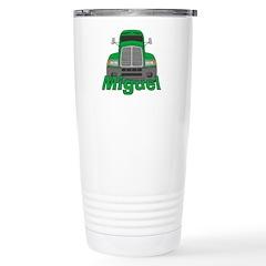 Trucker Miguel Travel Mug