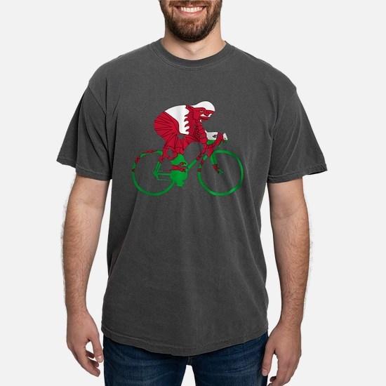 Wales Cycling Mens Comfort Colors Shirt