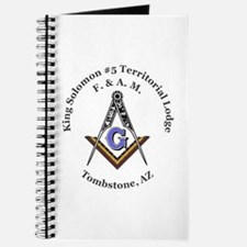 King Solomon #5 Territorial Lodge Journal
