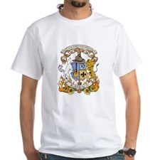 Kaniac Crest English Motto Shirt