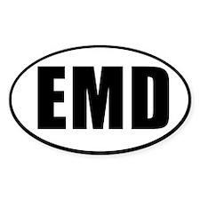 EMD Decal