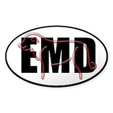 EMD Outline Decal