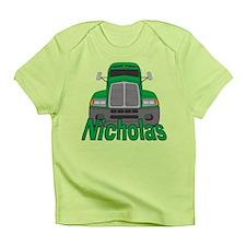 Trucker Nicholas Infant T-Shirt
