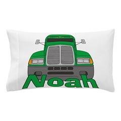 Trucker Noah Pillow Case