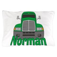 Trucker Norman Pillow Case