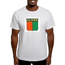 OLIVER Ash Grey T-Shirt