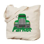 Trucker Parker Tote Bag