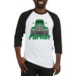Trucker Parker Baseball Jersey