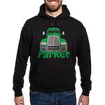 Trucker Parker Hoodie (dark)