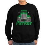 Trucker Parker Sweatshirt (dark)