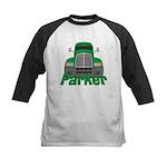 Trucker Parker Kids Baseball Jersey