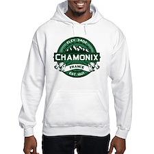 Chamonix Forest Hoodie Sweatshirt