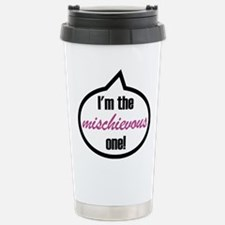 I'm the mischievous one! Travel Mug