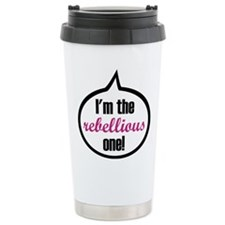 Rebellious Travel Mug