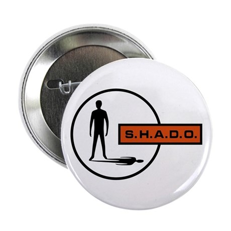 "S.H.A.D.O. 2.25"" Button (100 pack)"