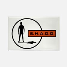 S.H.A.D.O. Rectangle Magnet