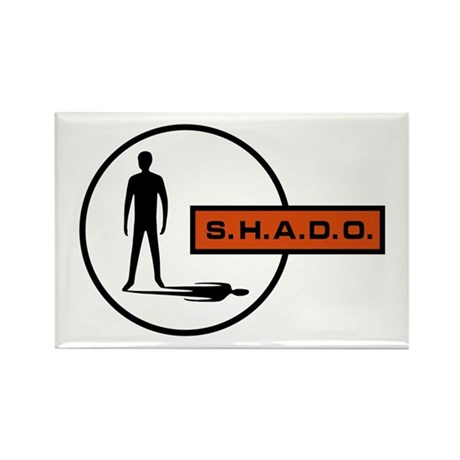 S.H.A.D.O. Rectangle Magnet (100 pack)