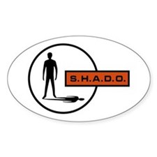 S.H.A.D.O. Decal