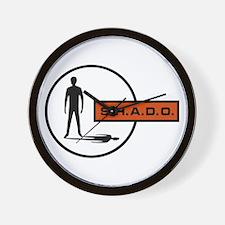 S.H.A.D.O. Wall Clock
