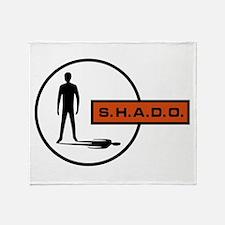 S.H.A.D.O. Throw Blanket