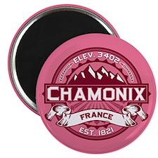 Chamonix Honeysuckle Magnet