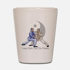 Yang Tai Chi Shot Glass