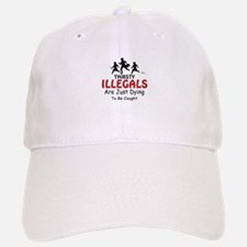 Illegals, Thirsty Illegals - Baseball Baseball Cap