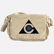 Colossus Logo Messenger Bag