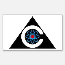 Colossus Logo Decal