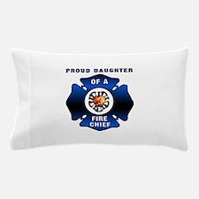Fire Chiefs Daughter Pillow Case