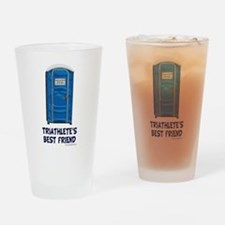 Rated E for Everyone Triathlo Drinking Glass