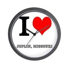 Healing joplin Wall Clock