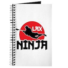 Lacrosse Ninja Journal
