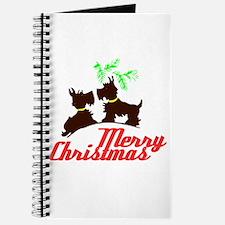 Merry Christmas Scotty Dogs - Kitschy Christmas Jo