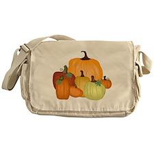 Pumpkins Messenger Bag