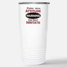 Cute Para Travel Mug