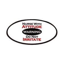 Cute Registered nurse Patches