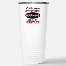 Cute Cna Travel Mug