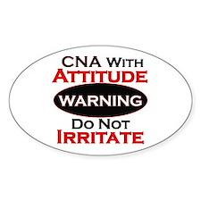 Attitude CNA Decal