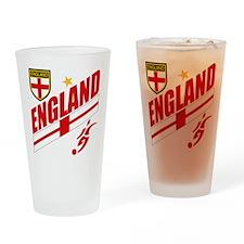 England World cup Soccer Pint Glass