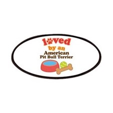 American Pit Bull Terrier Gift Patches