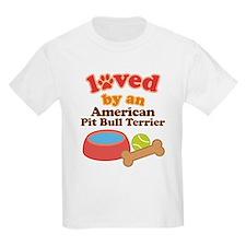 American Pit Bull Terrier Gift T-Shirt